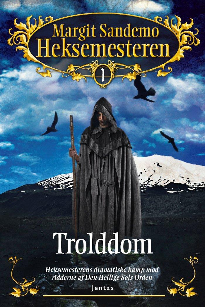 Image of   Heksemesteren 1 - Trolddom, Mp3 - Margit Sandemo - Cd Lydbog
