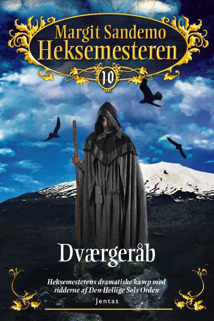 Image of   Heksemesteren 10 - Dværgeråb - Margit Sandemo - Cd Lydbog