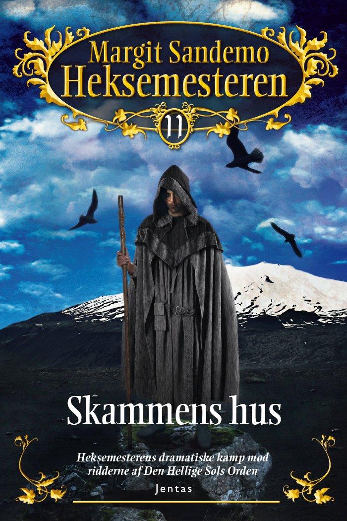Image of   Heksemesteren 11 - Skammens Hus, Mp3 - Margit Sandemo - Cd Lydbog