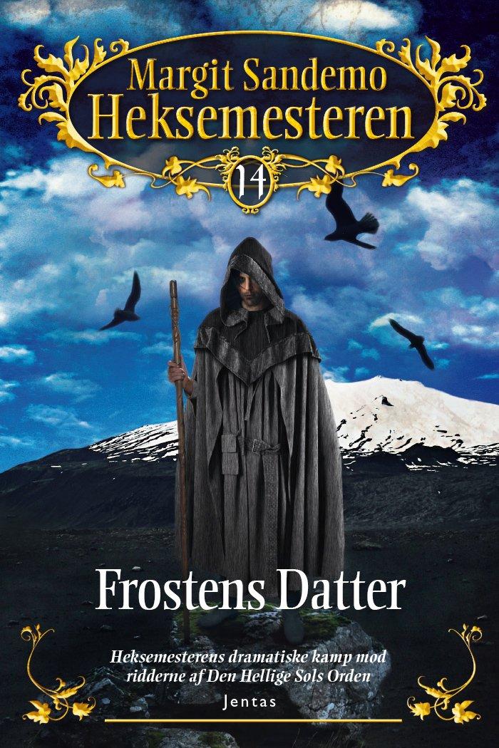 Image of   Heksemesteren 14 - Frostens Datter - Margit Sandemo - Cd Lydbog