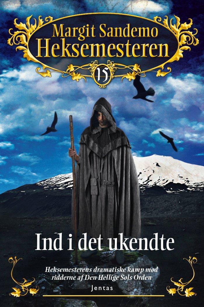 Image of   Heksemesteren 15 - Ind I Det Ukendte - Margit Sandemo - Cd Lydbog
