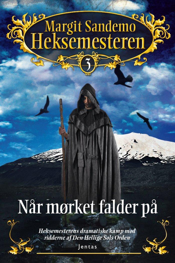Image of   Heksemesteren 3 - Når Mørket Falder På - Margit Sandemo - Cd Lydbog