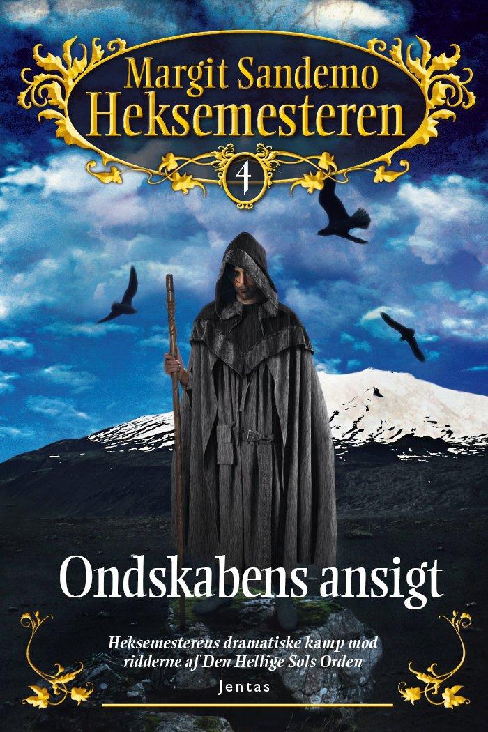 Image of   Heksemesteren 4 - Ondskabens Ansigt, Mp3 - Margit Sandemo - Cd Lydbog