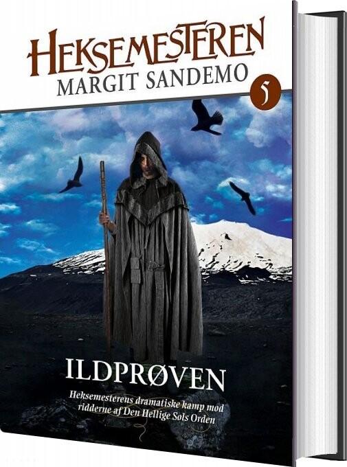 Heksemesteren 5 - Ildprøven - Margit Sandemo - Bog