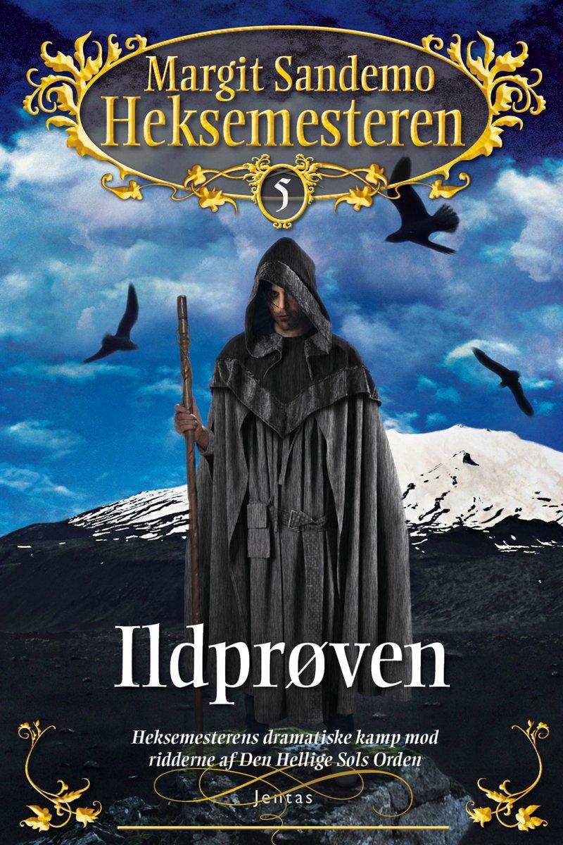 Image of   Heksemesteren 5 - Ildprøven - Margit Sandemo - Cd Lydbog