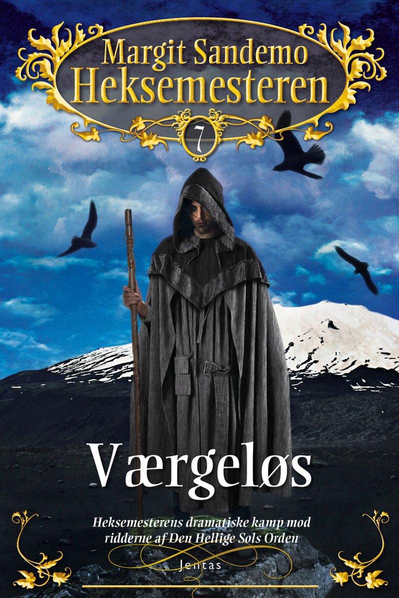 Image of   Heksemesteren 7 - Værgeløs, Mp3 - Margit Sandemo - Cd Lydbog