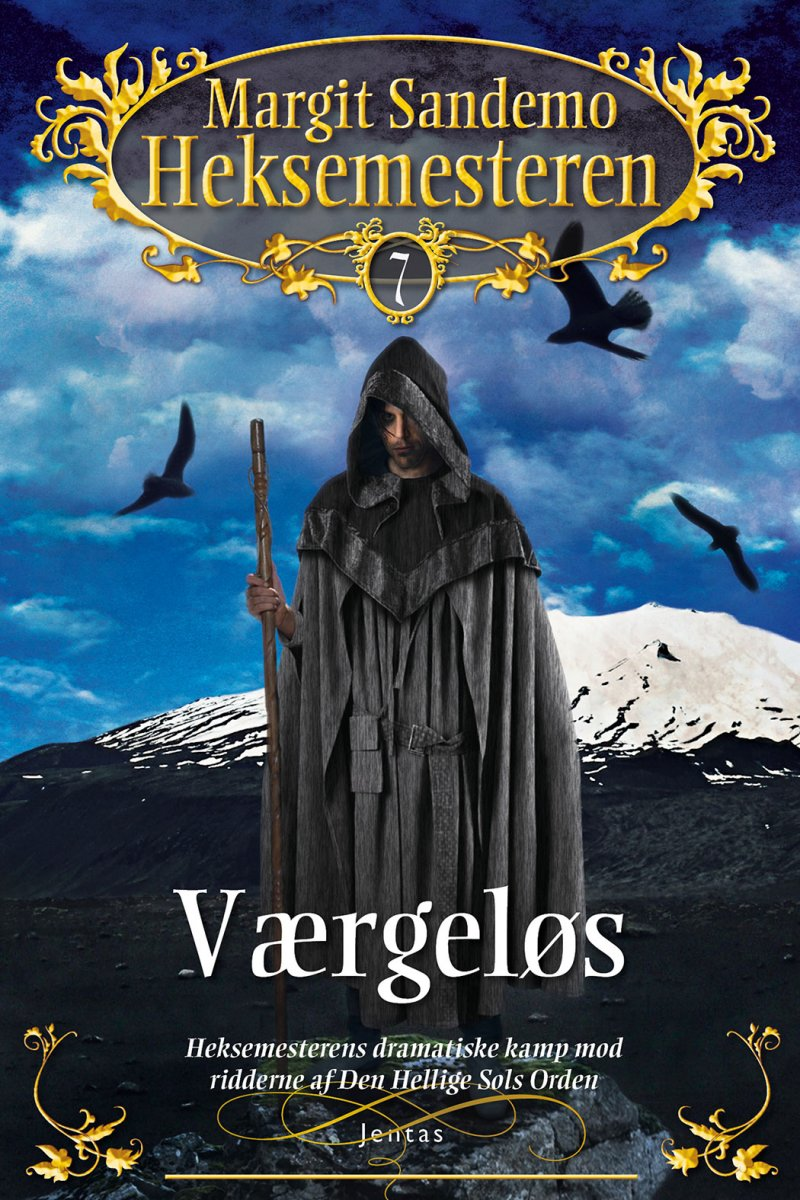 Image of   Heksemesteren 7 - Værgeløs - Margit Sandemo - Cd Lydbog