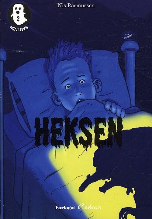 Image of   Heksen - Nis Rasmussen - Bog