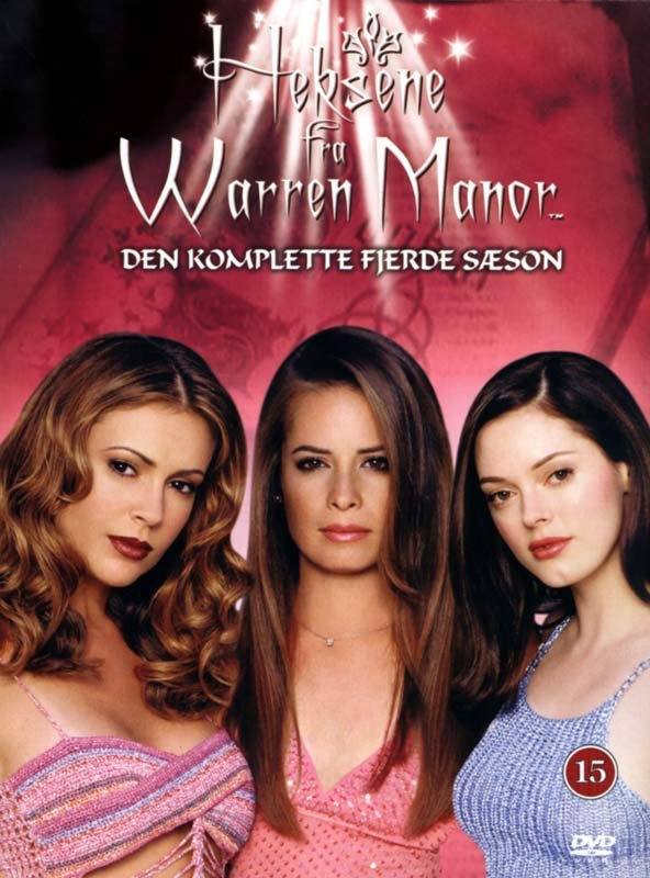Image of   Heksene Fra Warren Manor - Sæson 4 - DVD - Tv-serie