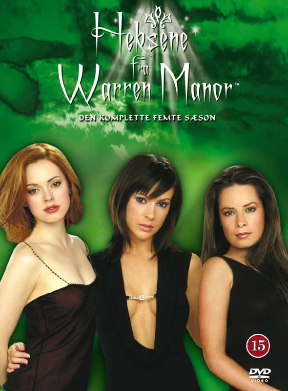 Image of   Heksene Fra Warren Manor - Sæson 5 - DVD - Tv-serie