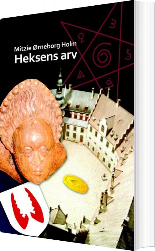Image of   Heksens Arv - Mitzie ørneborg Holm - Bog