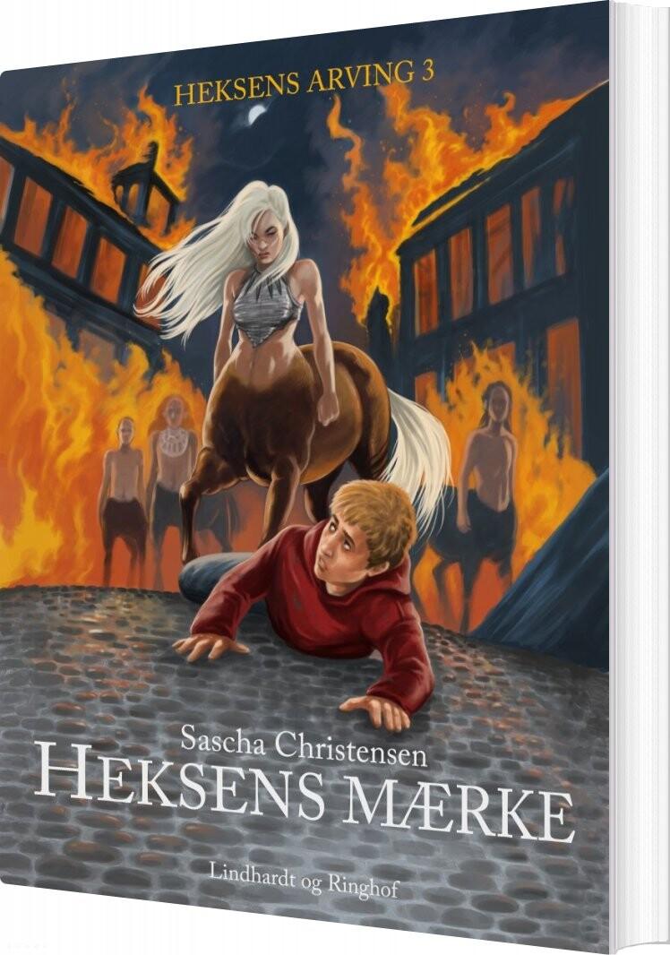 Image of   Heksens Mærke - Sascha Christensen - Bog