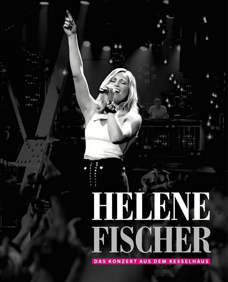Image of   Helene Fischer - Das Konzert Aus Dem Kesselhaus - Blu-Ray