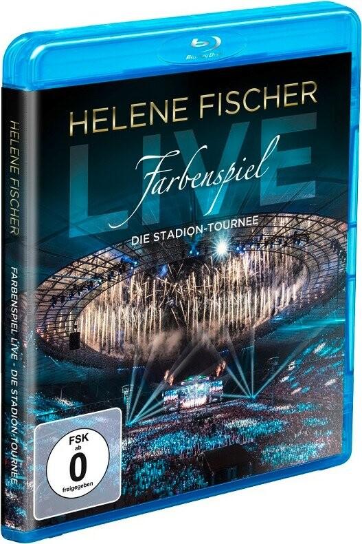 Image of   Helene Fischer - Farbenspiel Live - Die Stadion-tournee - Blu-Ray