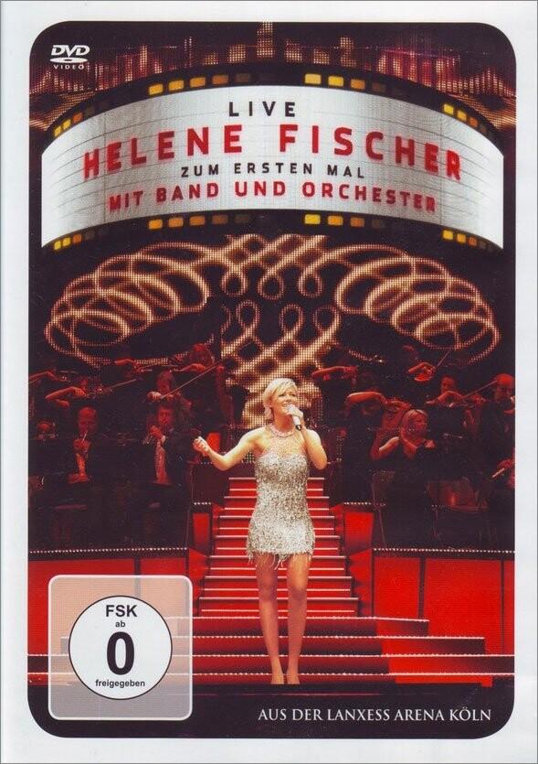 Helene Fischer - Zum Ersten Mal - Live - DVD - Film