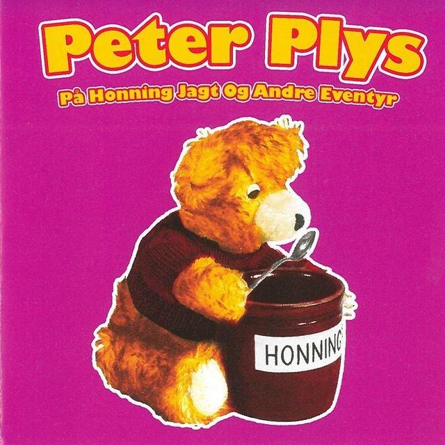 Billede af Helge Kjærulff-schmidt - Peter Plys På Honningjagt Og Andre Eventyr - CD