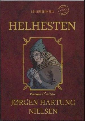 Helhesten - Jørgen Hartung Nielsen - Bog