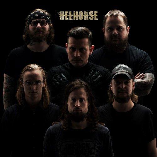 Image of   Helhorse - Helhorse - Vinyl / LP