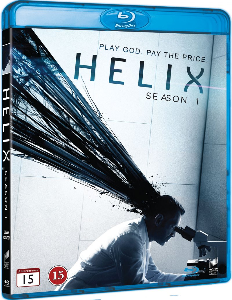 Image of   Helix - Sæson 1 - Blu-Ray - Tv-serie