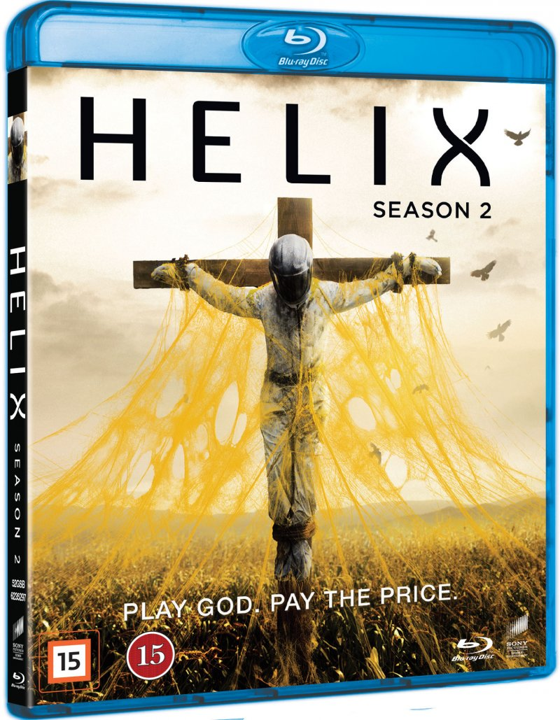 Image of   Helix - Sæson 2 - Blu-Ray - Tv-serie