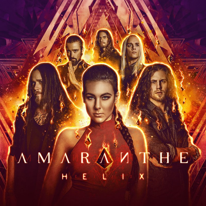 Image of   Amaranthe - Helix - CD