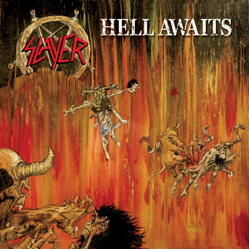 Slayer - Hell Awaits - Vinyl / LP