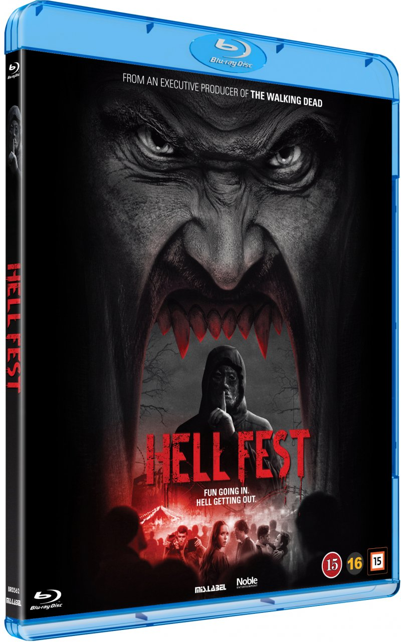 Image of   Hell Fest - Blu-Ray