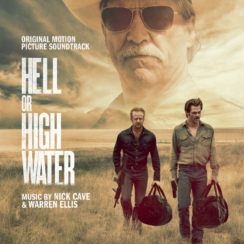 Image of   Nick Cave - Hell Or High Water Soundtrack - CD