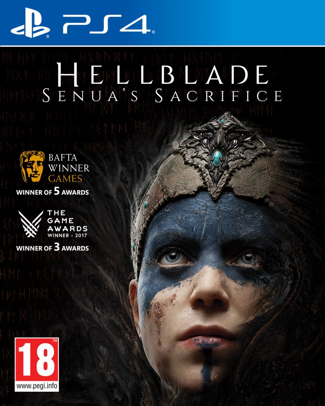 Image of   Hellblade: Senuas Sacrifice - PS4