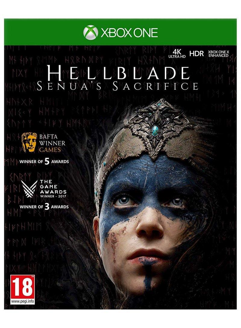 Image of   Hellblade: Senuas Sacrifice - Xbox One