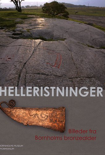 Helleristninger - Flemming Kaul - Bog