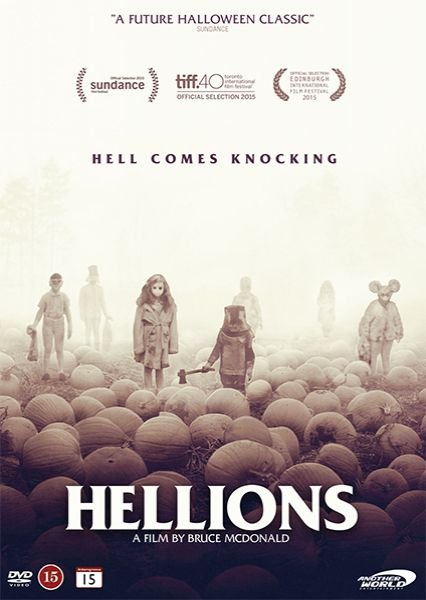 Image of   Hellions - DVD - Film