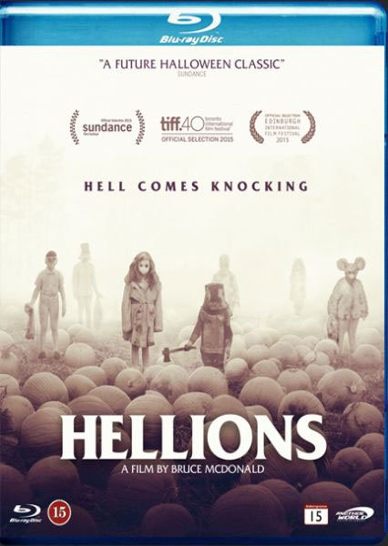 Image of   Hellions - Blu-Ray
