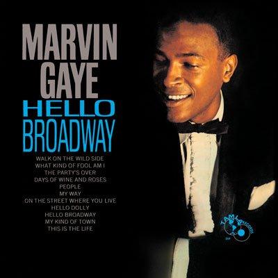 Image of   Marvin Gaye - Hello Broadway - Vinyl / LP