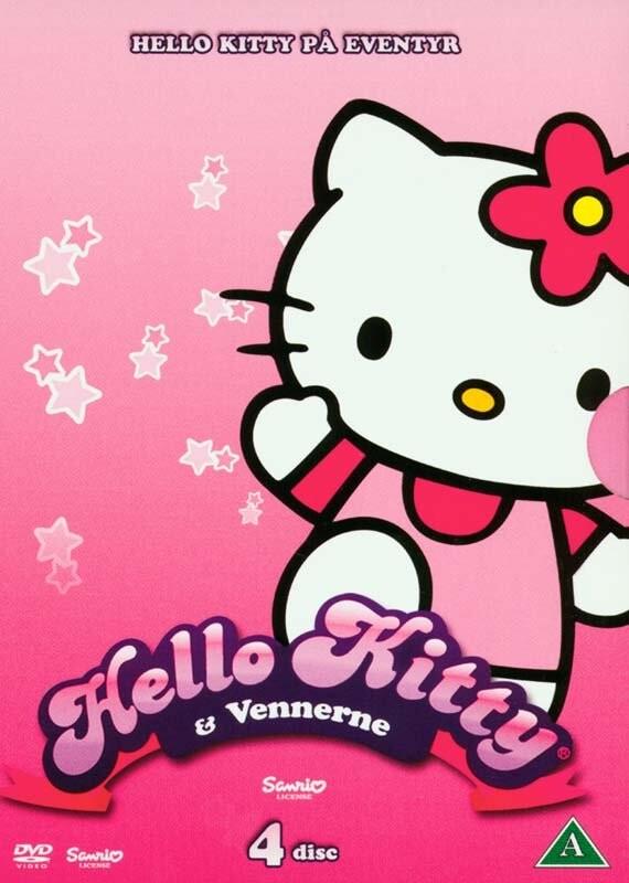Billede af Hello Kitty Og Vennerne - Eventyrserien - DVD - Film