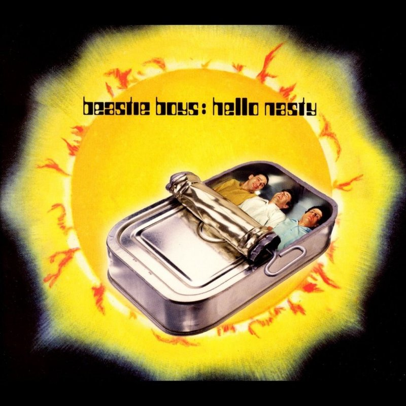 Image of   Beastie Boys - Hello Nasty - CD