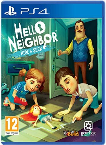 Image of   Hello Neighbor: Hide & Seek - PS4