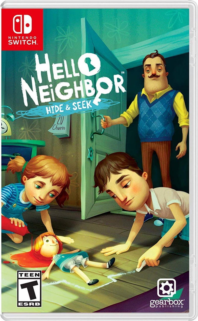 Image of   Hello Neighbor: Hide & Seek - Nintendo Switch
