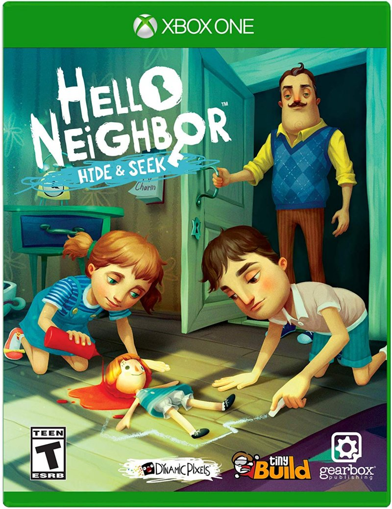 Image of   Hello Neighbor: Hide & Seek - Xbox One
