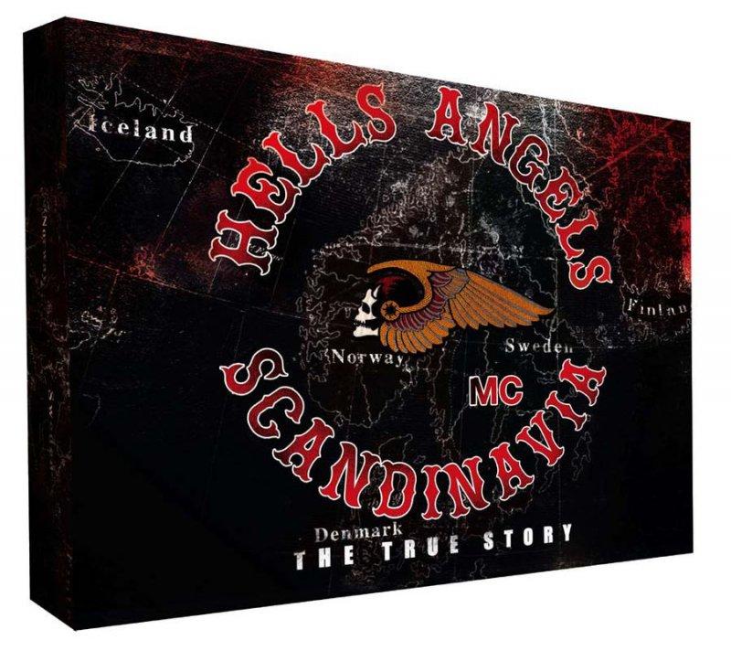 Billede af Hells Angels - The True Story - DVD - Film