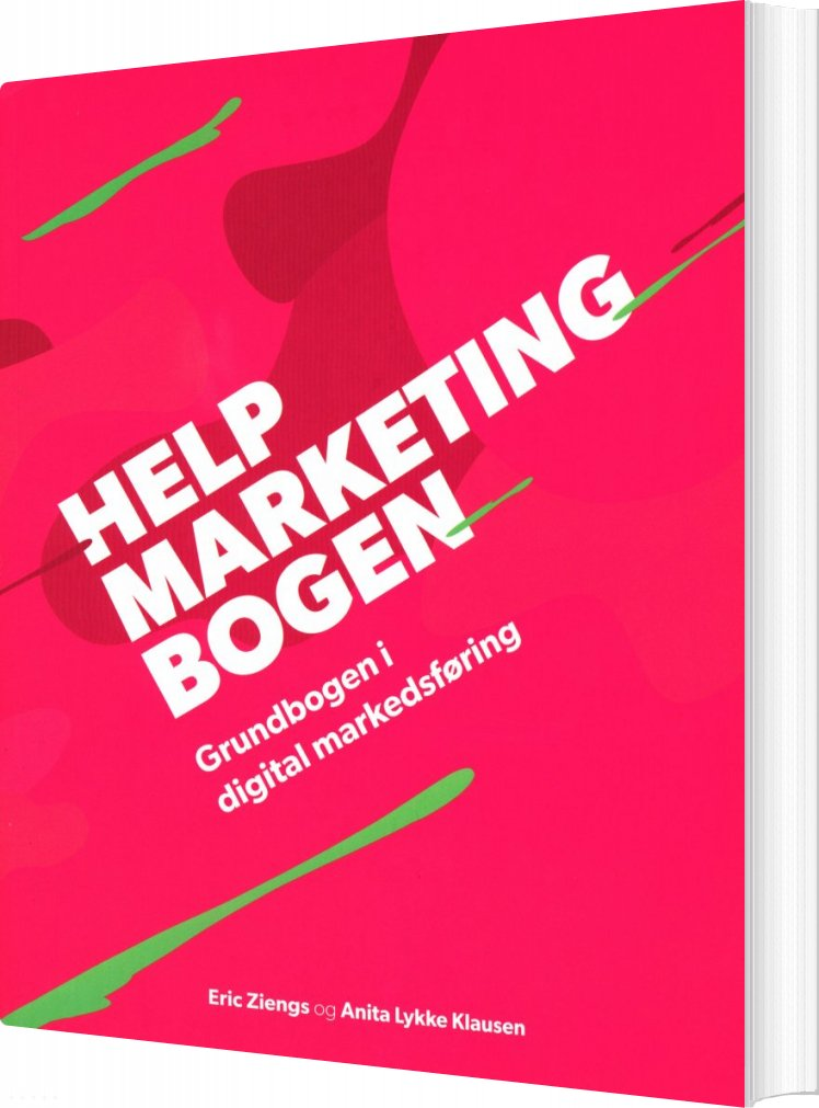 Image of   Help Marketing Bogen - Eric Ziengs - Bog