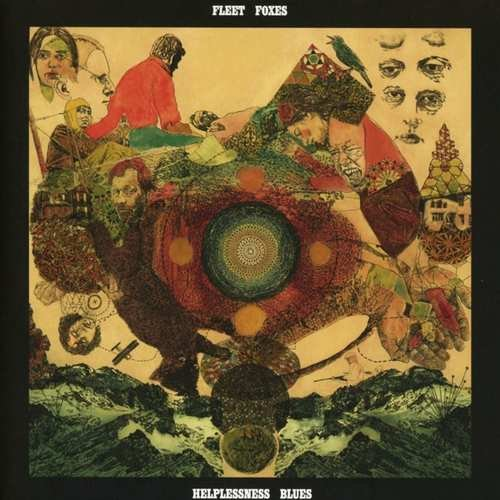 Image of   Fleet Foxes - Helplessness Blues - CD