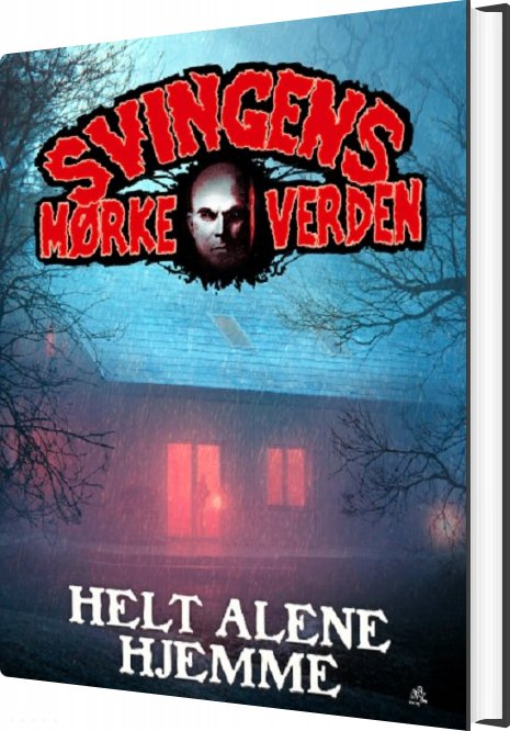 Helt Alene Hjemme - Arne Svingen - Bog
