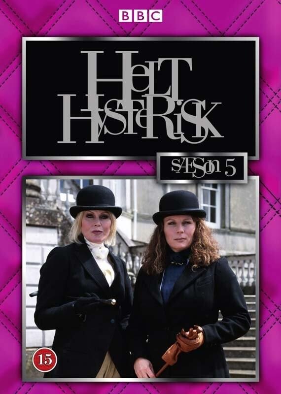 Billede af Helt Hysteirsk - Sæson 5 - DVD - Tv-serie