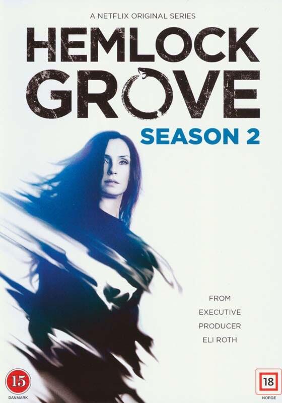 Image of   Hemlock Grove - Sæson 2 - DVD - Tv-serie