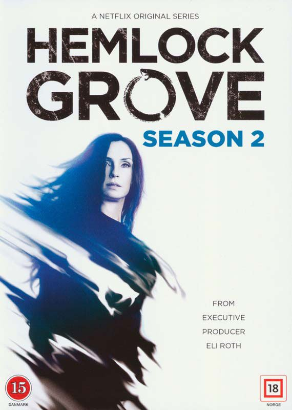Image of   Hemlock Grove - Sæson 2 - DVD - Tv-serie