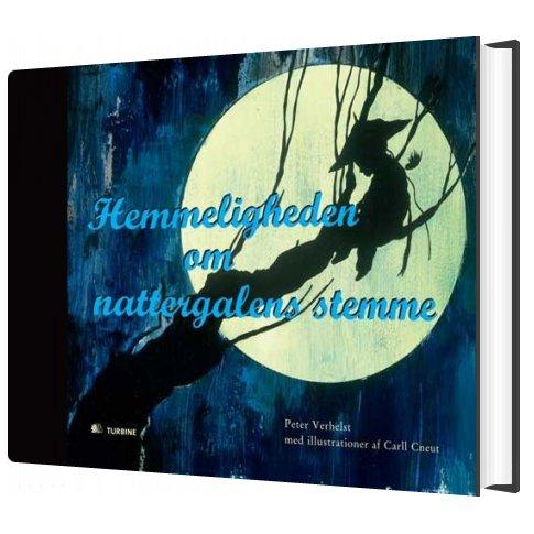 Image of   Hemmeligheden Om Nattergalens Stemme - Peter Verhelst - Bog