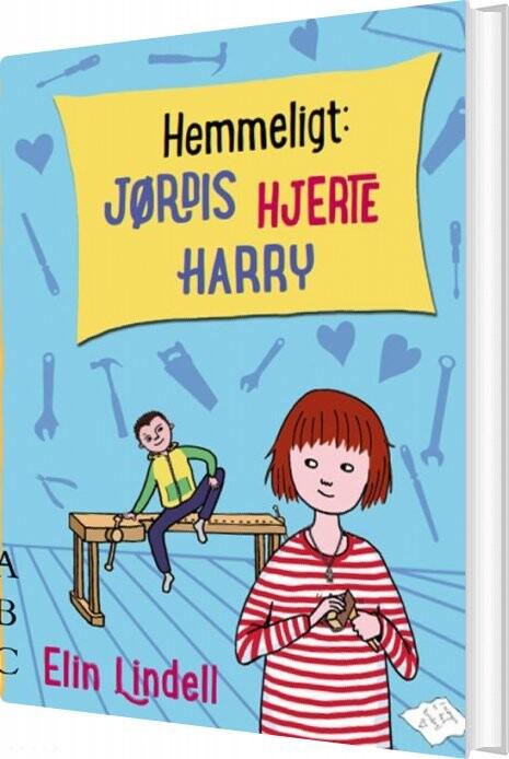 Hemmeligt: Jördis  Hjerte Harry - Elin Lindell - Bog
