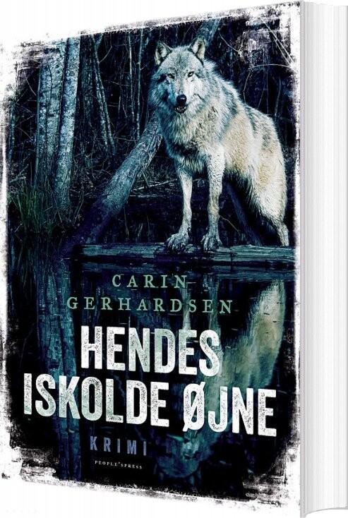 Hendes Iskolde øjne - Carin Gerhardsen - Bog