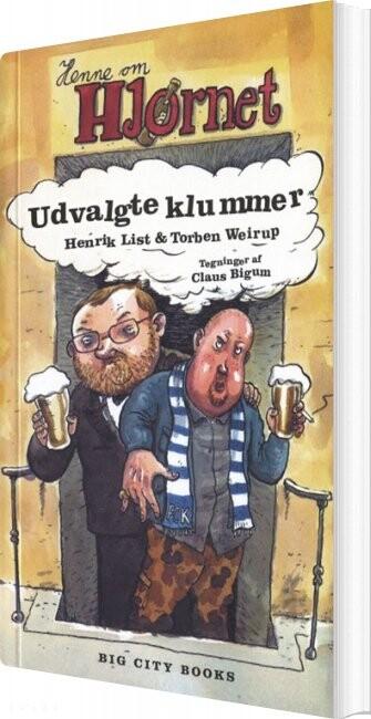 Image of   Henne Om Hjørnet - Henrik List - Bog